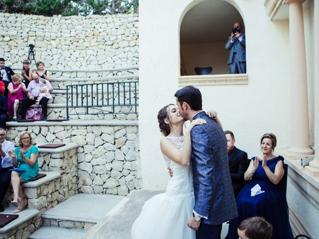 La boda de Raúl y Estela en Alacant/alicante, Alicante 23