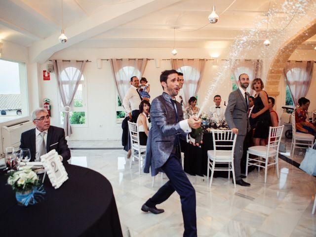 La boda de Raúl y Estela en Alacant/alicante, Alicante 28