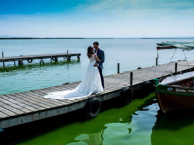 La boda de Estela y Raúl