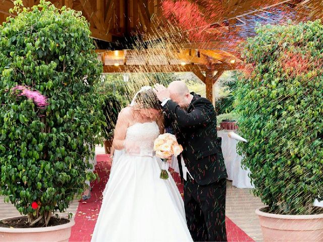 La boda de Naty y Juan