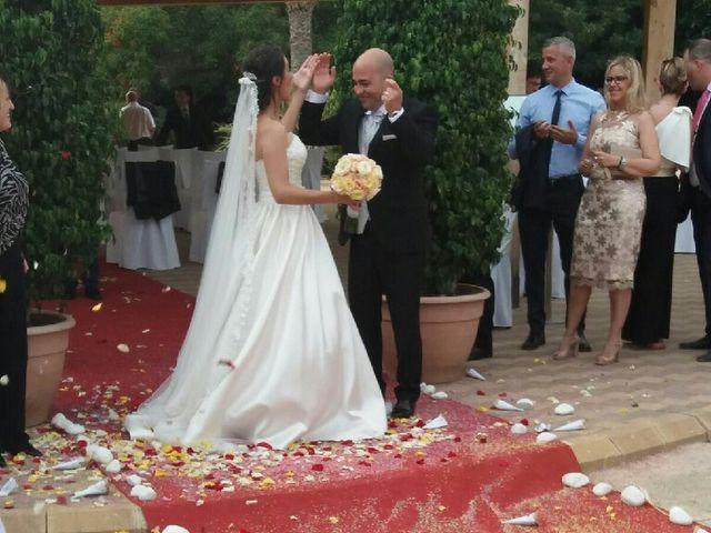 La boda de Juan y Naty en La Pobla De Farnals, Valencia 7