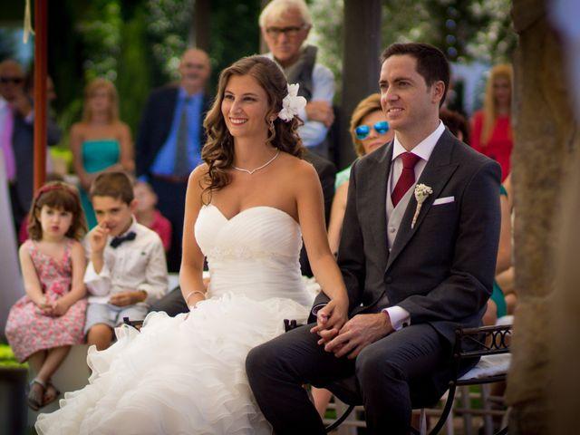 La boda de Roser y Adrián