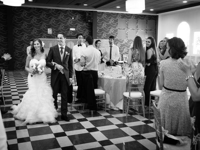 La boda de Adrián y Roser en L' Alcúdia, Valencia 2