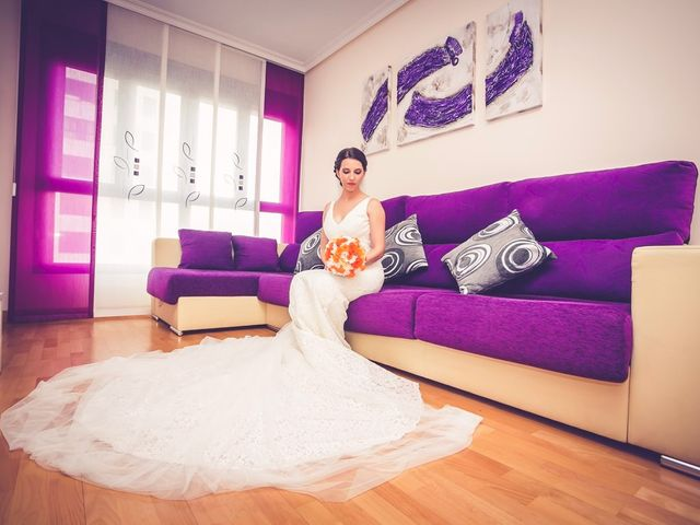 La boda de Jose Luis y Irina en Alalpardo, Madrid 16
