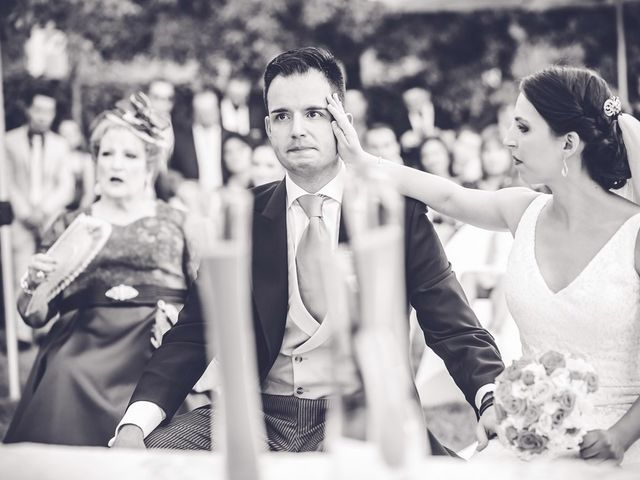 La boda de Jose Luis y Irina en Alalpardo, Madrid 25