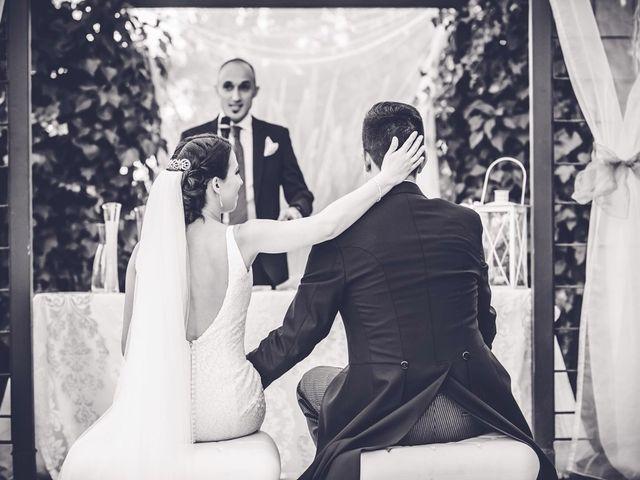 La boda de Jose Luis y Irina en Alalpardo, Madrid 26