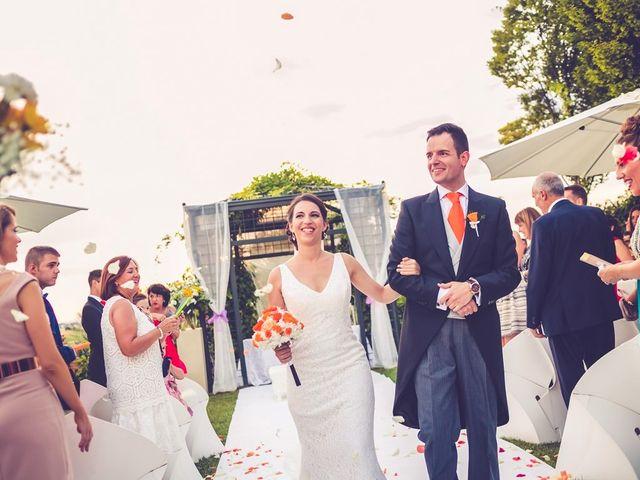 La boda de Jose Luis y Irina en Alalpardo, Madrid 28