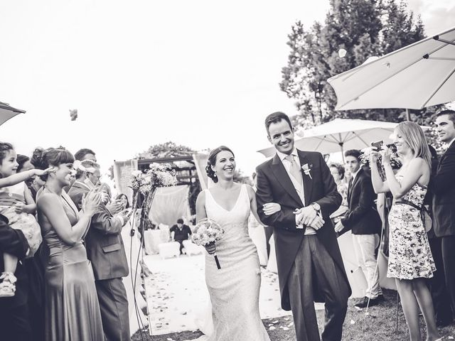 La boda de Jose Luis y Irina en Alalpardo, Madrid 29