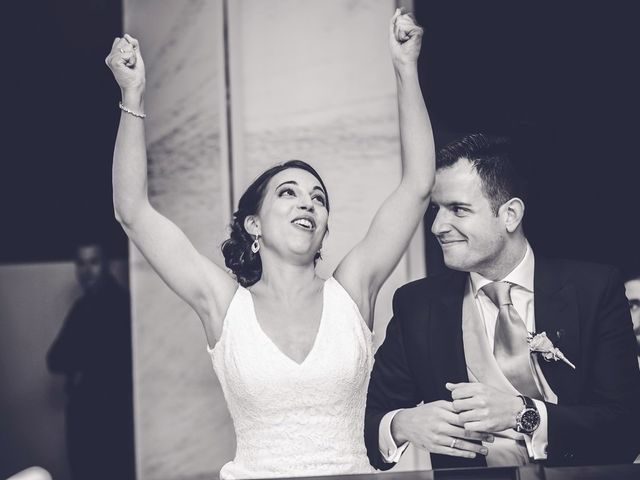 La boda de Jose Luis y Irina en Alalpardo, Madrid 43