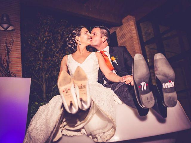 La boda de Jose Luis y Irina en Alalpardo, Madrid 52