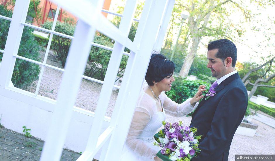 La boda de Javier y Norma en Madrid, Madrid