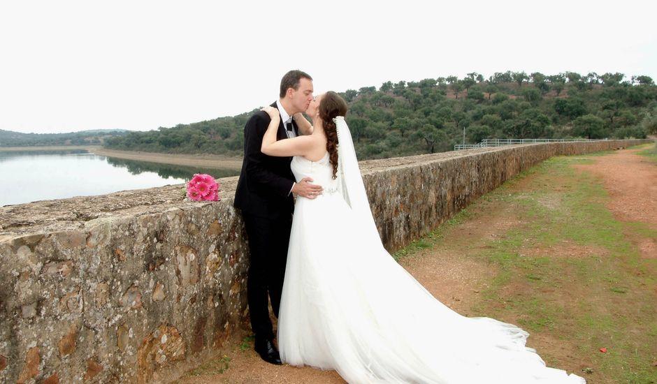 La boda de Jose Luís y Ana Belén en Mérida, Badajoz