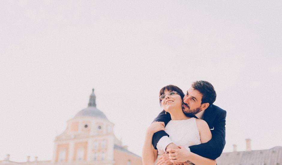 La boda de David y Sonia en Aranjuez, Madrid