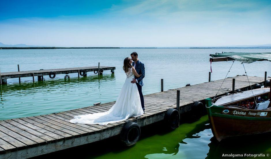 La boda de Raúl y Estela en Alacant/alicante, Alicante