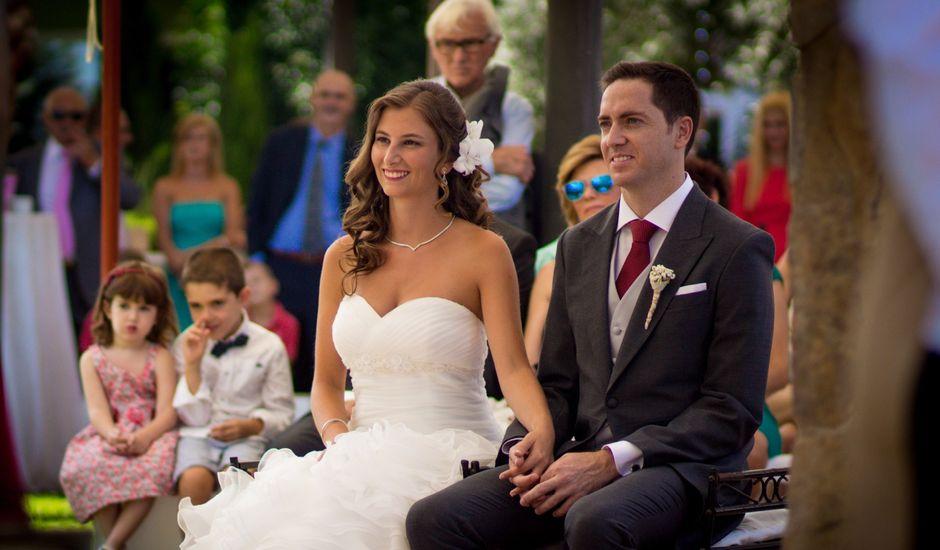 La boda de Adrián y Roser en L' Alcúdia, Valencia