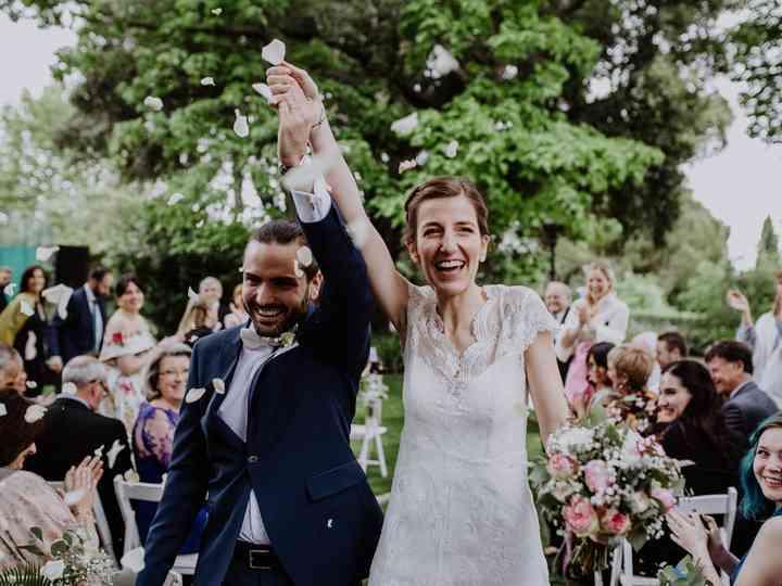 La boda de Maria y Quim