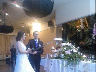 La boda de Antoni Vicent y Trinidad 1