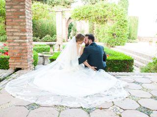 La boda de Sheila y Antonio