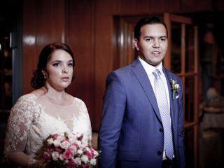 La boda de Dana y Yassine 1