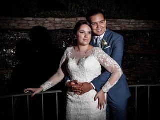 La boda de Dana y Yassine