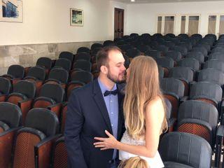 La boda de Paula y Dimi