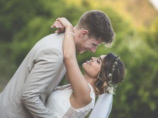 La boda de Stefania y Tommy