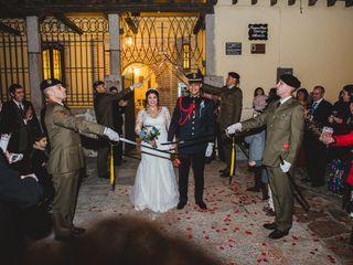 La boda de Tamara y Manuel