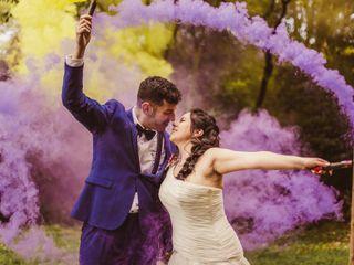 La boda de Paola y Raúl