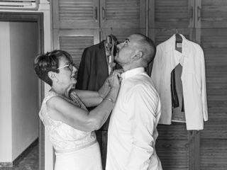 La boda de Cora y Edu 1