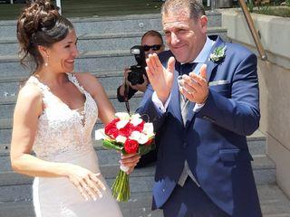 La boda de Aroa y Julio