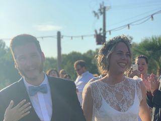 La boda de Sabine y Alex 1