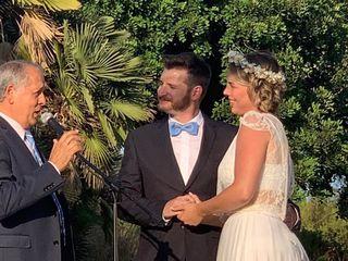 La boda de Sabine y Alex 2