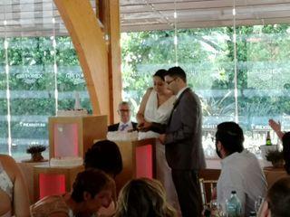 La boda de Rafa y Esther
