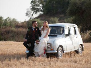 La boda de Sandra y Vicenç