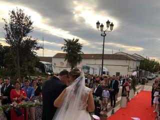 La boda de Nuria  y Antonio José  2