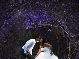 La boda de Macarena y Daniel 3