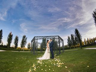 La boda de Angie y Alvaro