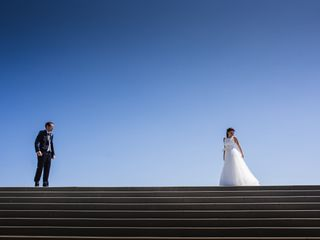 La boda de Gemma y Abel