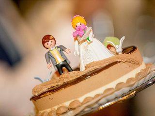 La boda de Estefania  y Javier  3