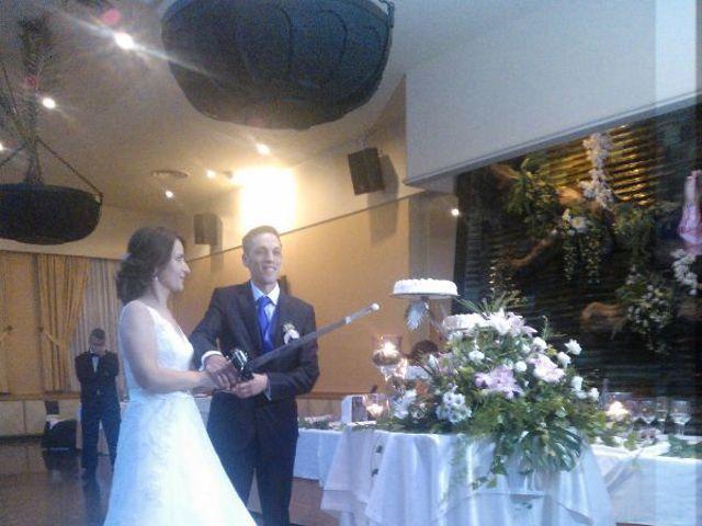 La boda de Trinidad y Antoni Vicent en Turis, Valencia 1