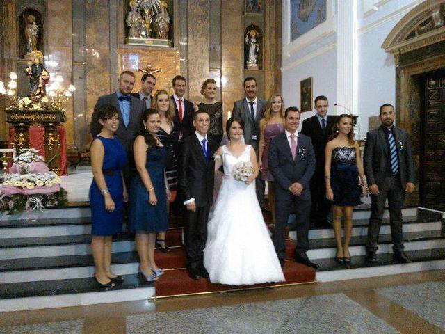 La boda de Trinidad y Antoni Vicent en Turis, Valencia 4
