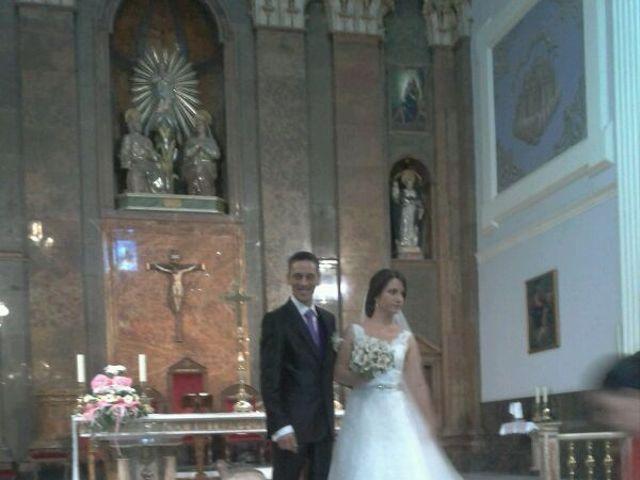 La boda de Trinidad y Antoni Vicent en Turis, Valencia 7