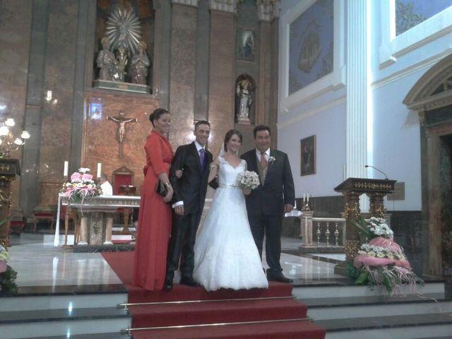 La boda de Trinidad y Antoni Vicent en Turis, Valencia 8