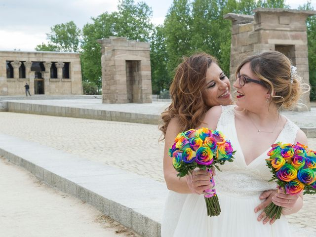 La boda de Sonia y Carmen