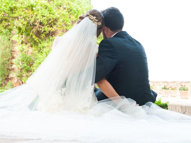 La boda de Antonio y Sheila en Torre Del Mar, Málaga 18