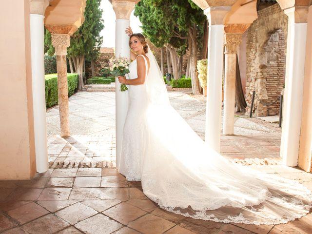 La boda de Antonio y Sheila en Torre Del Mar, Málaga 20