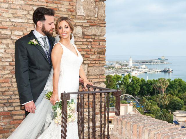 La boda de Antonio y Sheila en Torre Del Mar, Málaga 21