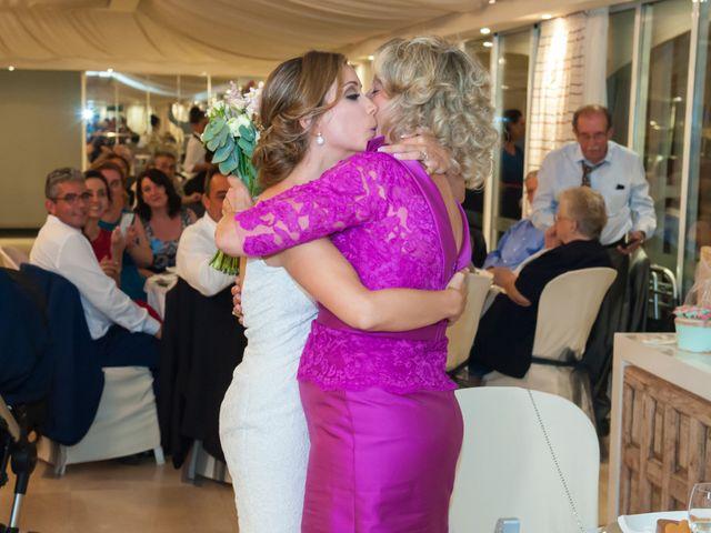 La boda de Antonio y Sheila en Torre Del Mar, Málaga 40