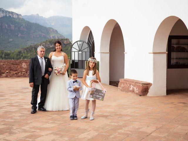 La boda de Oscar y Cristina en Montroig-mar, Tarragona 7