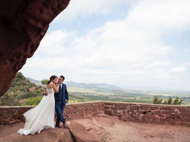 La boda de Oscar y Cristina en Montroig-mar, Tarragona 10